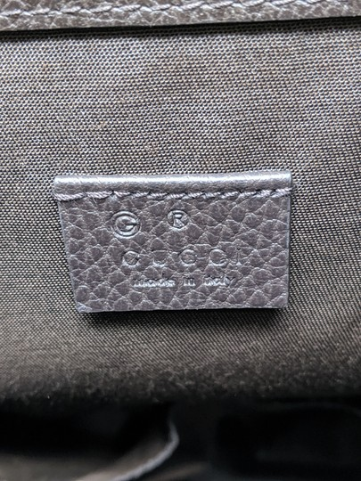 Gucci Canvas Backpack Image 7
