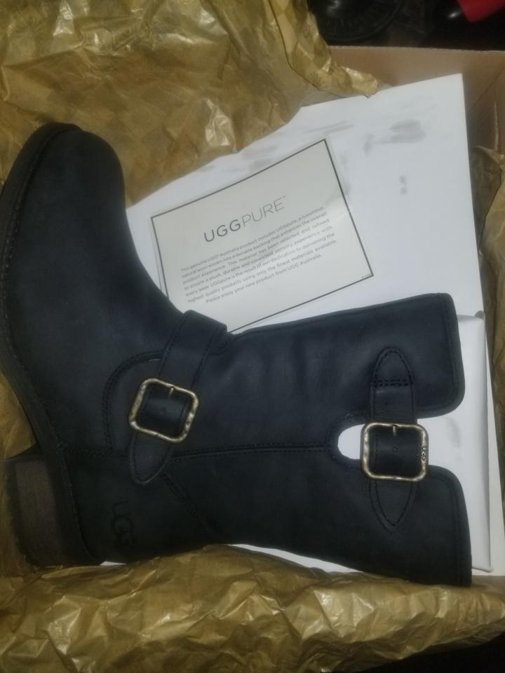 e397dcc0fe8 Black Chaney Boots/Booties