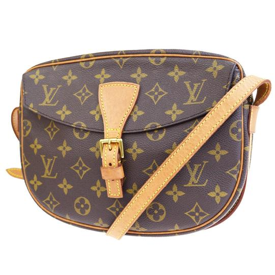 Preload https://img-static.tradesy.com/item/25787895/louis-vuitton-jeune-fille-mm-brown-monogram-leather-shoulder-bag-0-0-540-540.jpg