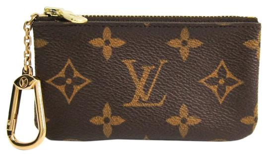 Preload https://img-static.tradesy.com/item/25788250/louis-vuitton-monogram-pochette-clac-m62650-unisex-coin-pursecoin-case-wallet-0-1-540-540.jpg