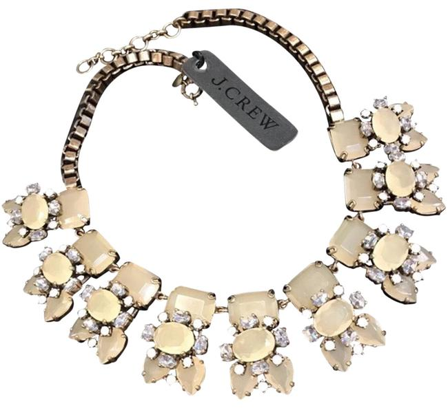 Item - Ivory Nwt. Crystal Necklace