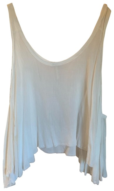 Leith White Bnwt Nordstrom Tank Top/Cami Size 2 (XS) Leith White Bnwt Nordstrom Tank Top/Cami Size 2 (XS) Image 1