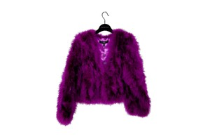 Forever Unique Fur Coat
