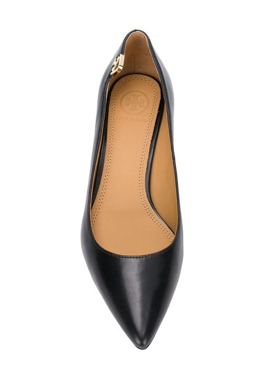 Tory Burch black/gold with tag Pumps Image 5