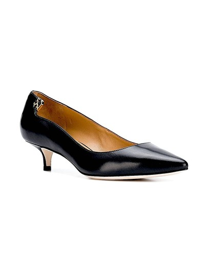 Tory Burch black/gold with tag Pumps Image 6