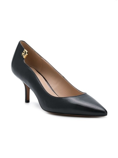Tory Burch black/gold with tag Pumps Image 8