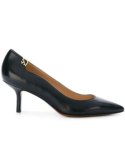 Tory Burch black/gold with tag Pumps Image 9
