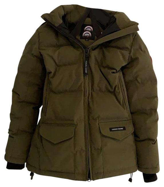 Item - Olive Green Solaris Coat Size 6 (S)