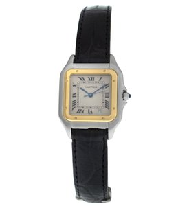 Cartier Ladies Cartier Panthere 1100 Stainless Steel Gold 26MM Quartz