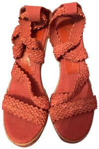 Jean-Michel Cazabat red Wedges