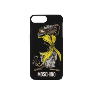 Moschino Capsule Collection Rat In Banana Dress iPhone 6/6S/7 Plus Case
