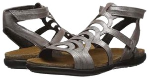 Naot pewter Sandals