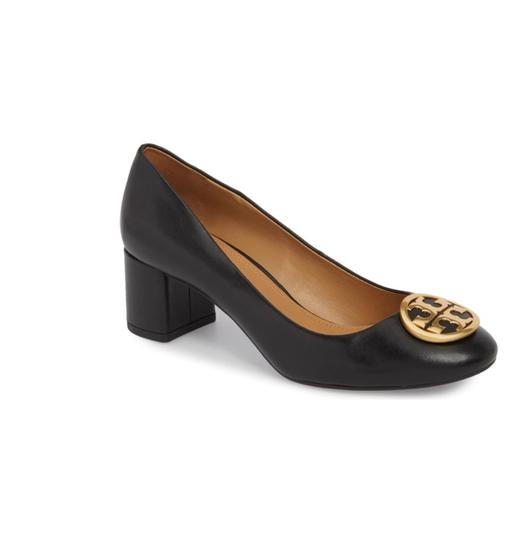 Tory Burch Black Pumps Image 0