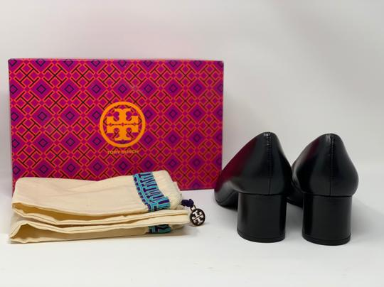 Tory Burch Black Pumps Image 7