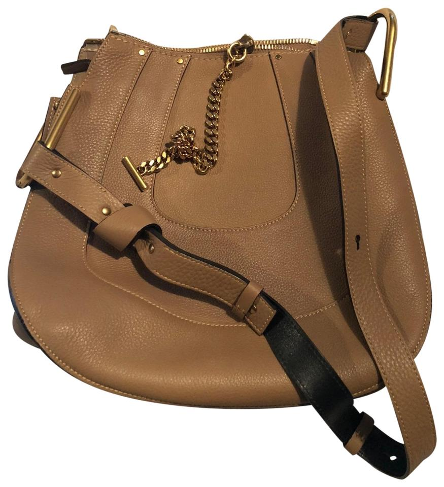 bb6446cd Chloé Hayley 'hayley' Small Nut Leather Hobo Bag 52% off retail