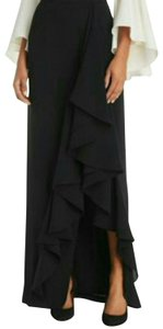 Eliza J Maxi Skirt Black