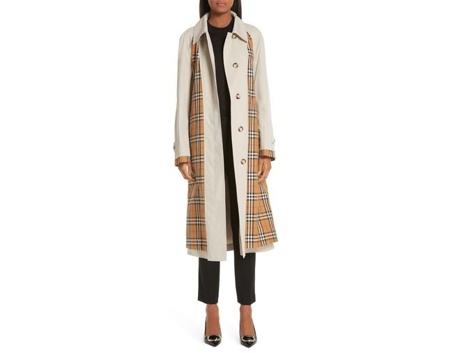Burberry Logo Fall Trench Coat Image 1