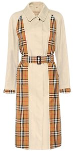 Burberry Logo Fall Trench Coat
