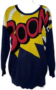 3.1 Phillip Lim for Target Scoop Neck Boom Long Sleeves Sweater