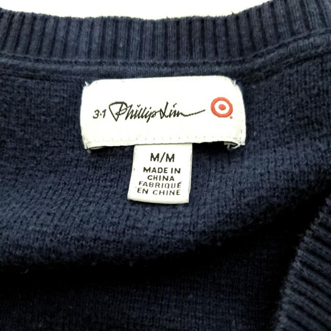 3.1 Phillip Lim for Target Scoop Neck Boom Long Sleeves Sweater Image 4