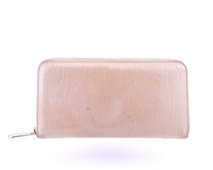Gucci Trotter Patent Leather Zippy Clutch