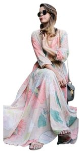 floral Maxi Dress by Chicwish