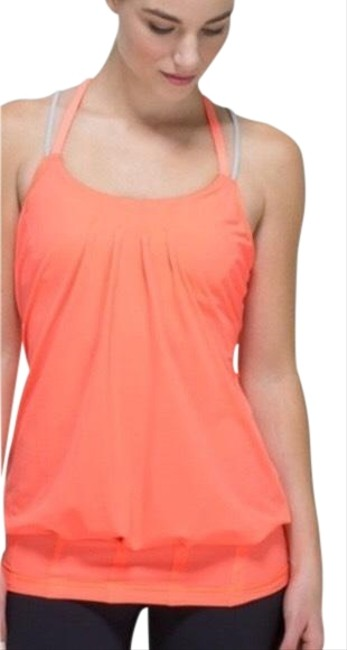 Preload https://img-static.tradesy.com/item/25794750/lululemon-coral-no-limits-activewear-top-size-2-xs-0-1-650-650.jpg