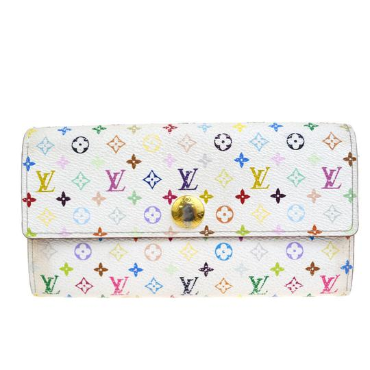 Preload https://img-static.tradesy.com/item/25794773/louis-vuitton-multicolor-long-portefeuille-sarah-wallet-0-1-540-540.jpg