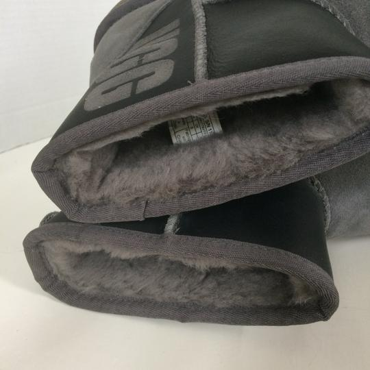 UGG Australia New With Tags GREY / BLACK Boots Image 10