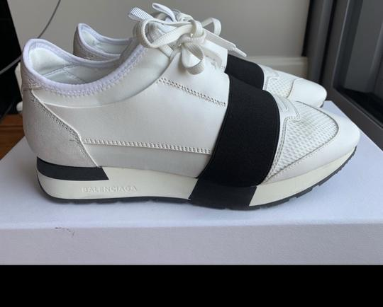 Balenciaga White & black Athletic Image 1