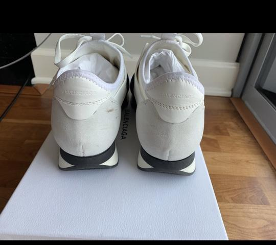 Balenciaga White & black Athletic Image 3