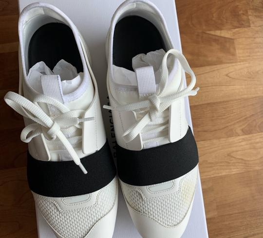 Balenciaga White & black Athletic Image 4