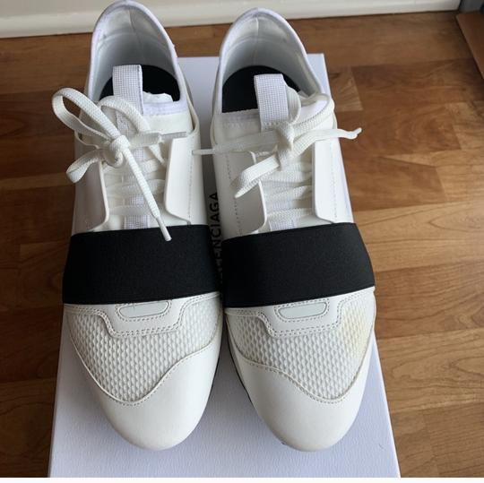 Balenciaga White & black Athletic Image 5