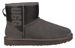 UGG Australia New With Tags GREY / BLACK Boots