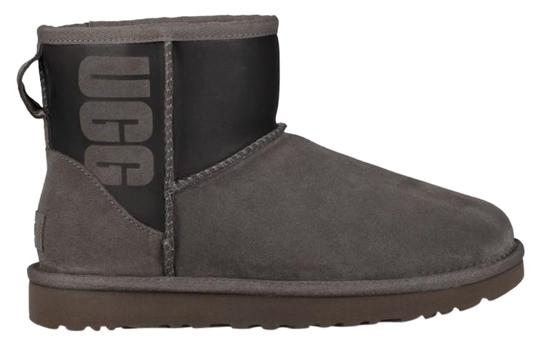 UGG Australia New With Tags GREY / BLACK Boots Image 0