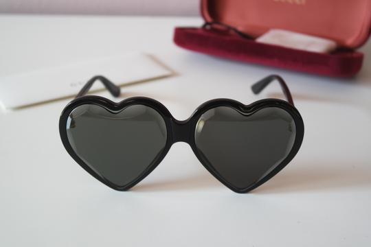 Gucci NEW Gucci GG0360S 0360S Heart Sunglasses Image 4