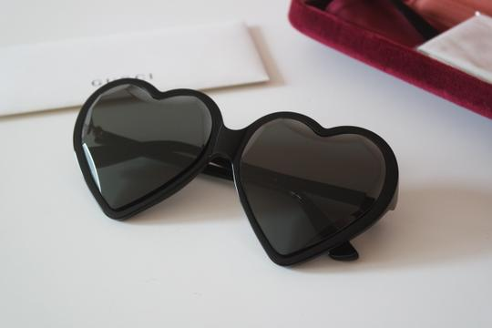 Gucci NEW Gucci GG0360S 0360S Heart Sunglasses Image 6
