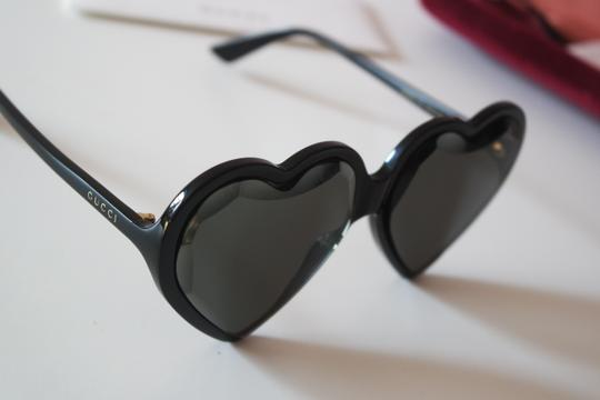 Gucci NEW Gucci GG0360S 0360S Heart Sunglasses Image 7