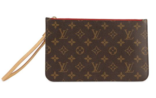 Preload https://img-static.tradesy.com/item/25794827/louis-vuitton-neverfull-monogram-pouch-brown-canvas-wristlet-0-4-540-540.jpg