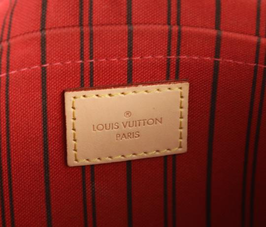 Louis Vuitton Wristlet in Brown Image 9