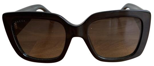 Preload https://img-static.tradesy.com/item/25794864/gucci-black-and-gold-the-double-gg-sunglasses-0-1-540-540.jpg