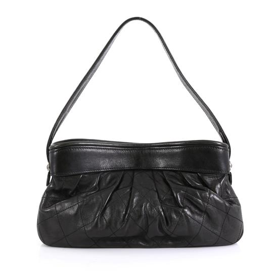 Preload https://img-static.tradesy.com/item/25794944/chanel-vintage-pleated-quilted-medium-black-lambskin-leather-shoulder-bag-0-0-540-540.jpg