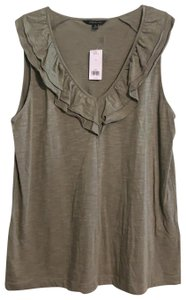 Banana Republic Top olive green