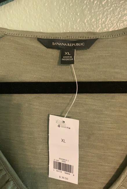 Banana Republic Top olive green Image 2