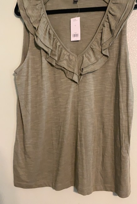 Banana Republic Top olive green Image 6