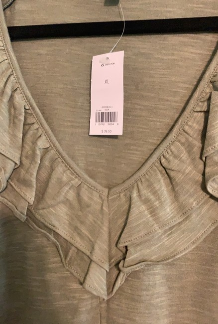 Banana Republic Top olive green Image 8