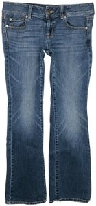 American Eagle Outfitters Slim Stretcch Boot Cut Jeans-Medium Wash