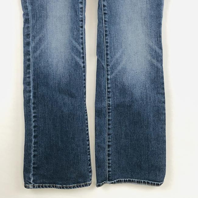 American Eagle Outfitters Slim Stretcch Boot Cut Jeans-Medium Wash Image 3