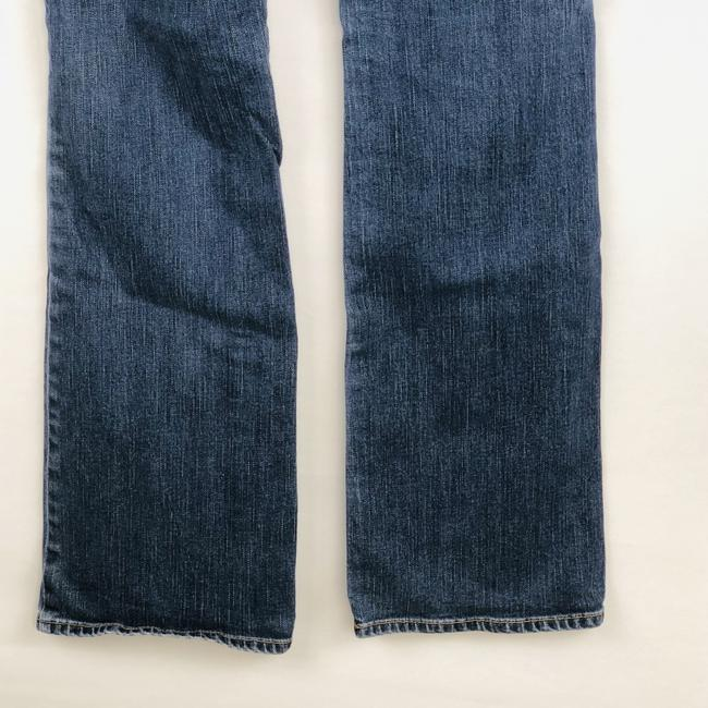 American Eagle Outfitters Slim Stretcch Boot Cut Jeans-Medium Wash Image 6