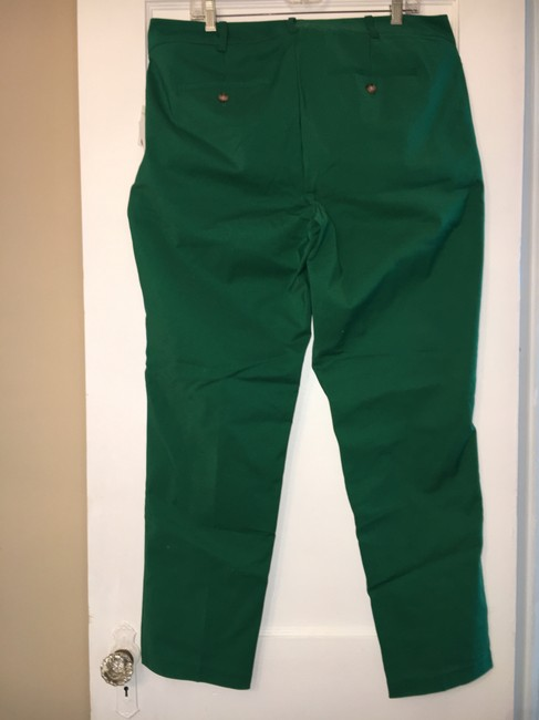Eloquii Plus-size Trouser Pants Green Image 1